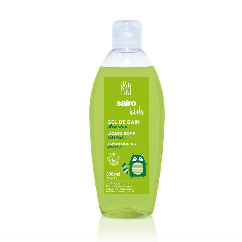 sairo kids蘆薈液體皂 300ml