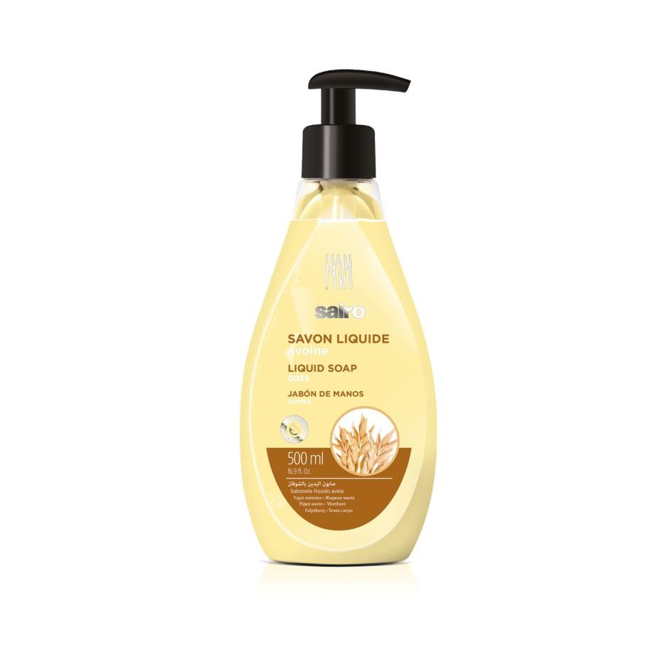 sairo燕麥液體皂 500ml