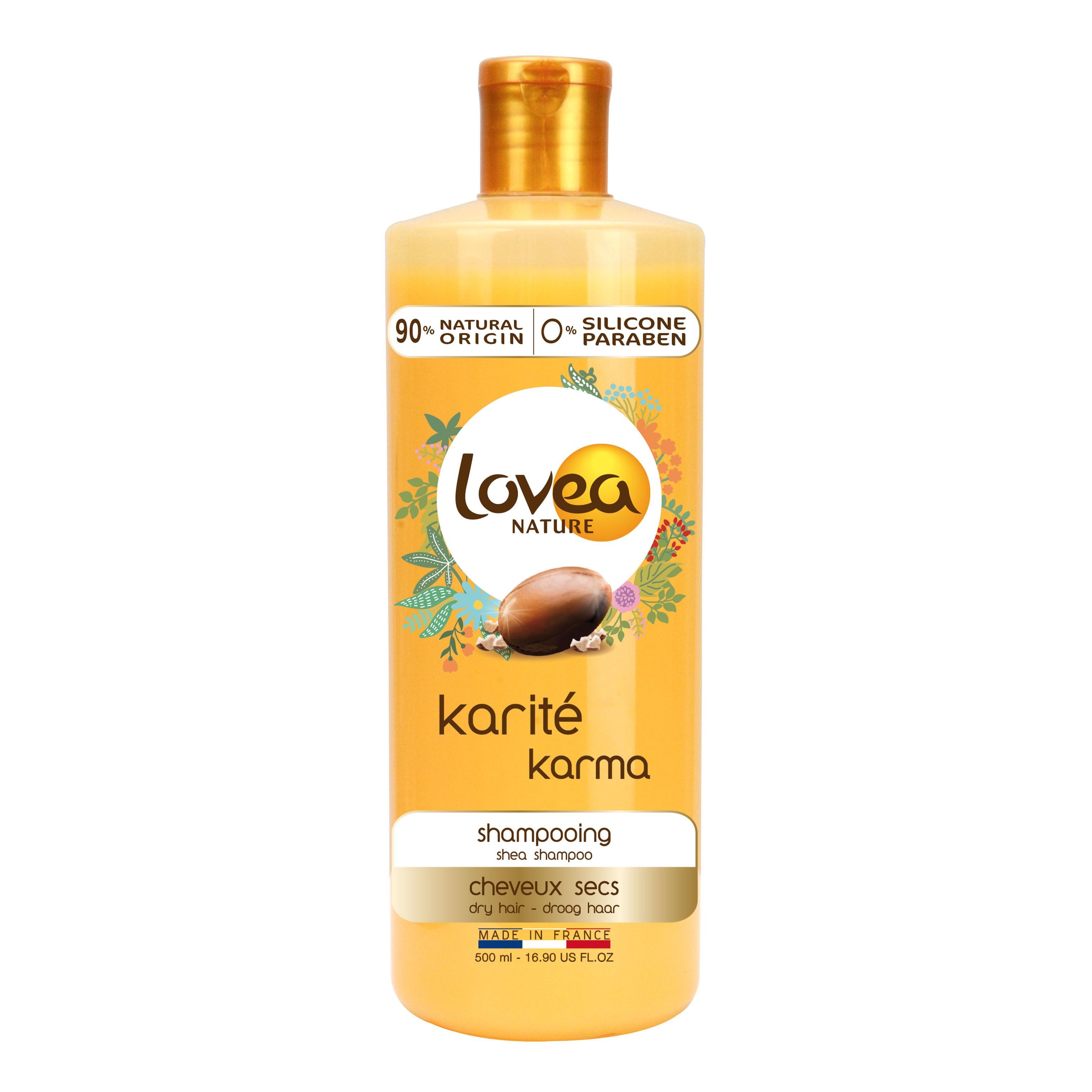 Lovea乳油木因緣洗髮露(大) 500ml