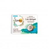 Lovea椰子溫和香皂 2x100g
